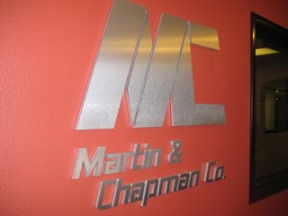 dimensional lobby signs in White Plains NY
