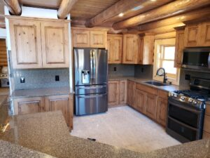 The Sophisticated Country Style Kitchen Cornerstone Cabinet Company
