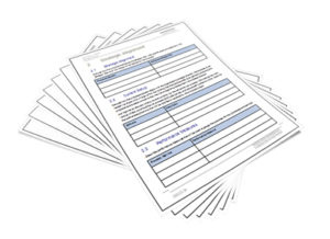 SOP Templates (MS Office)