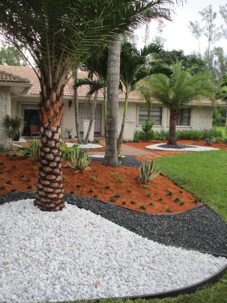 ground stone landscape design