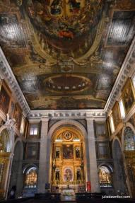 Interior, Igreja de São Roque, Lisbon