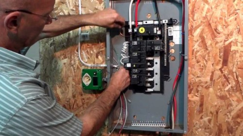 small resolution of a portable generator to breaker panel wiring diagram for your home wiring diagram technic