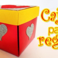 Caja para regalos