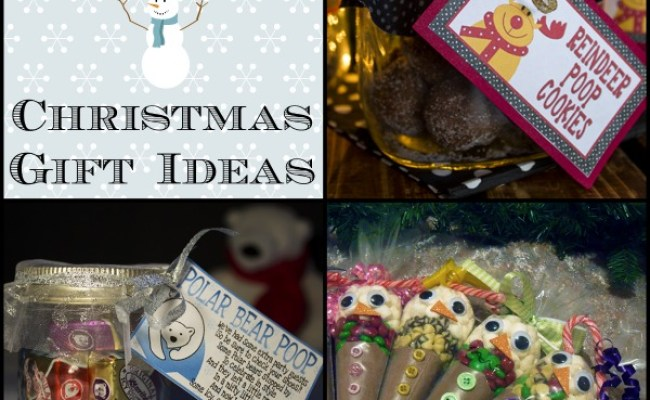 Cute And Funny Homemade Christmas Gift Ideas Guaranteed To