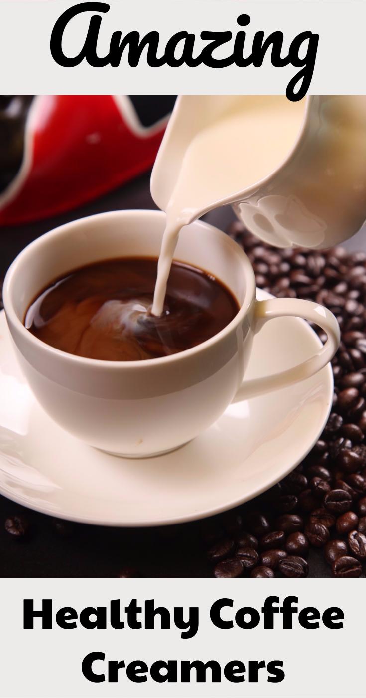 Coffee Creamer: 6 Healthier Options (Including Paleo ...