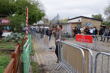 Oxford & Cambridge Goat Race 2014