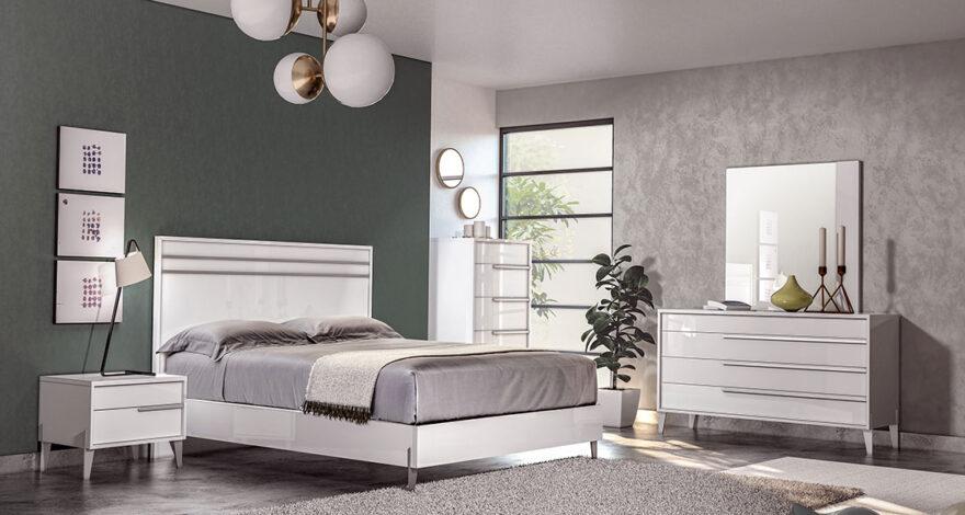 modern bedroom furniture designed and
