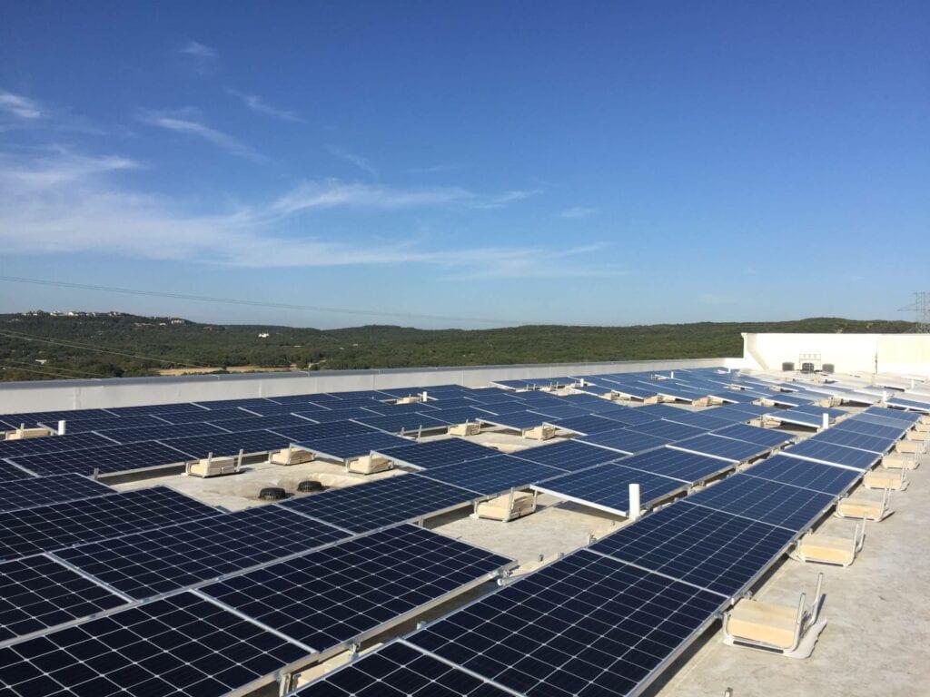 Mission Solar Solar Energy Modules In Texas