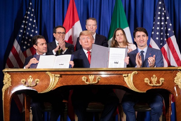 Trump S Usmca Agreement Passed Overwhelmingly By Us Senate