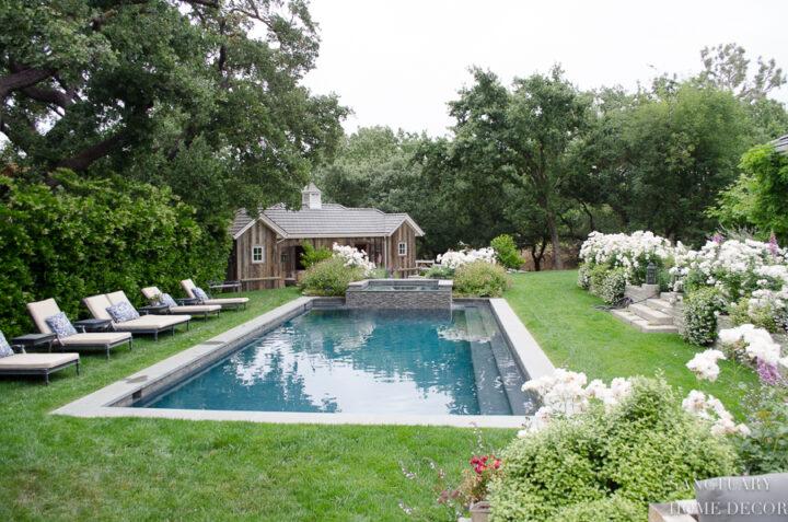English Garden Design Inspiration For My Backyard Building Bluebird