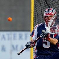 Boston Cannons Goalie Jordan Burke Retires