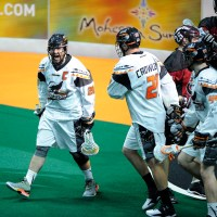 Black Wolves Trade Andrew Suitor to Knighthawks for Derek Searle