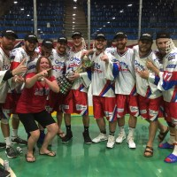 Mann Cup: Lakers win in six