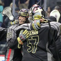 NLL: Wings take season series over Black Wolves with 13-8 win