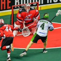 PHOTOS: Saskatchewan Rush @ Calgary Roughnecks