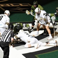 NLL: Jones' OT winner lifts Warriors past Knighthawks