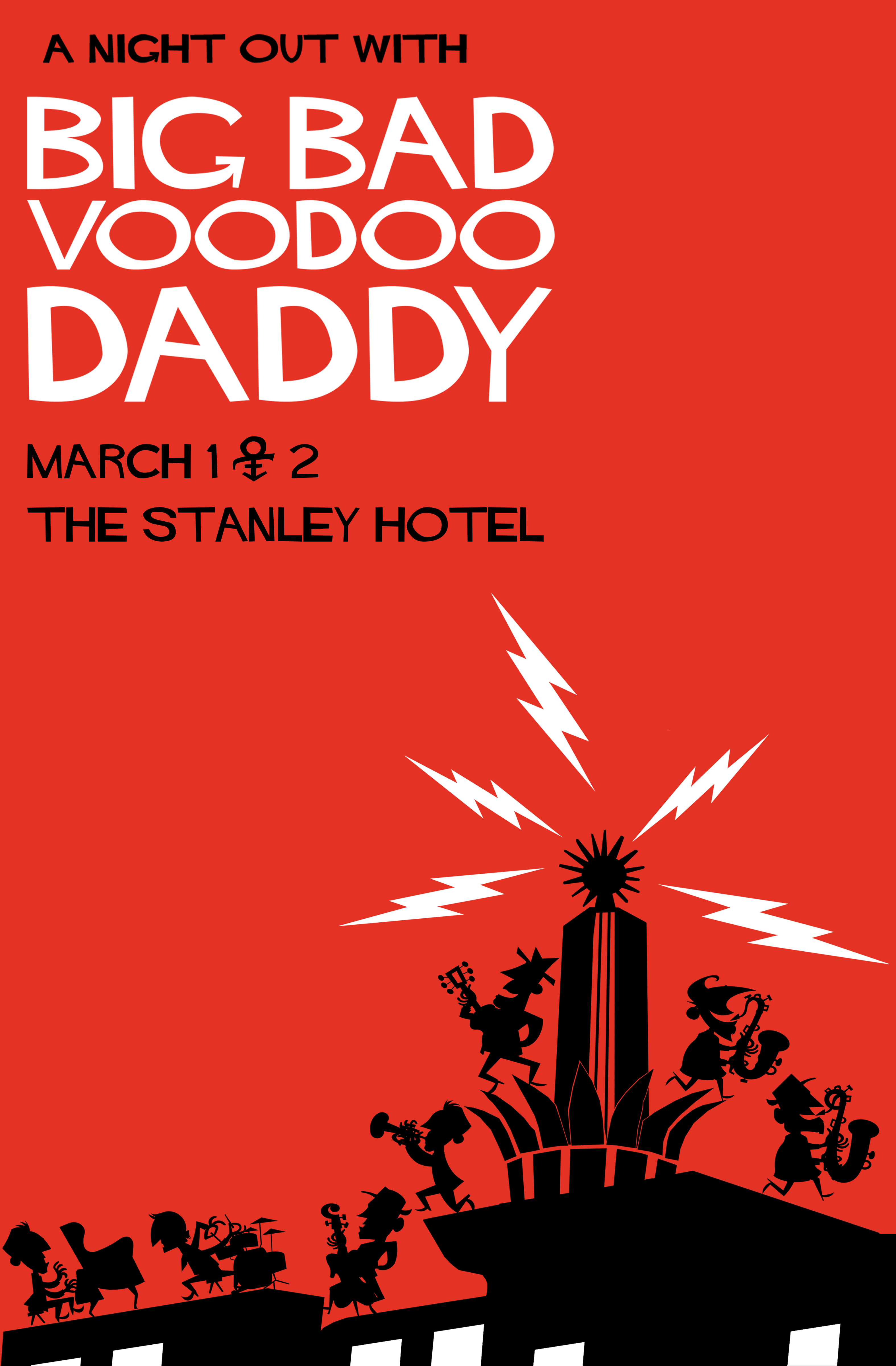 Big Bad Voodoo Daddy - Stanley Live