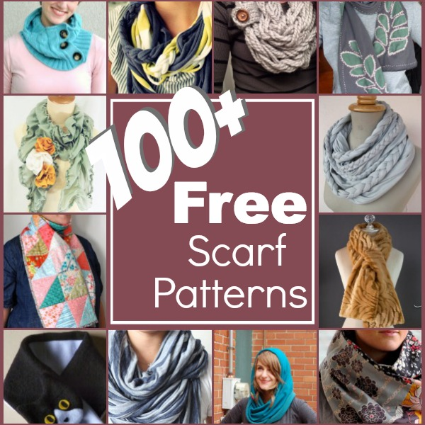 100 free Scarf Image Square