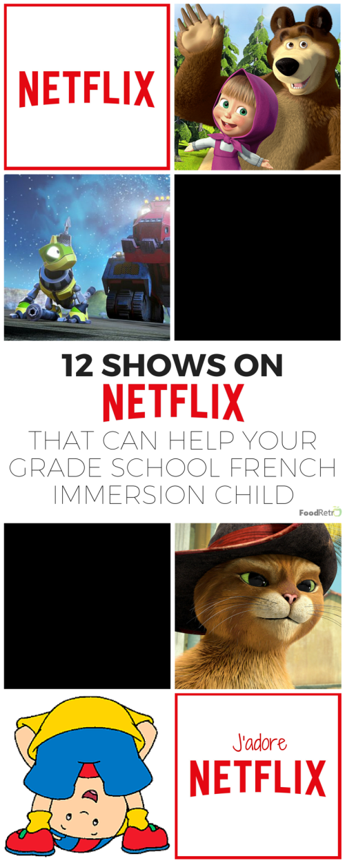 small resolution of 12 Shows on Netflix That Can Help Your Grade School French Immersion Child