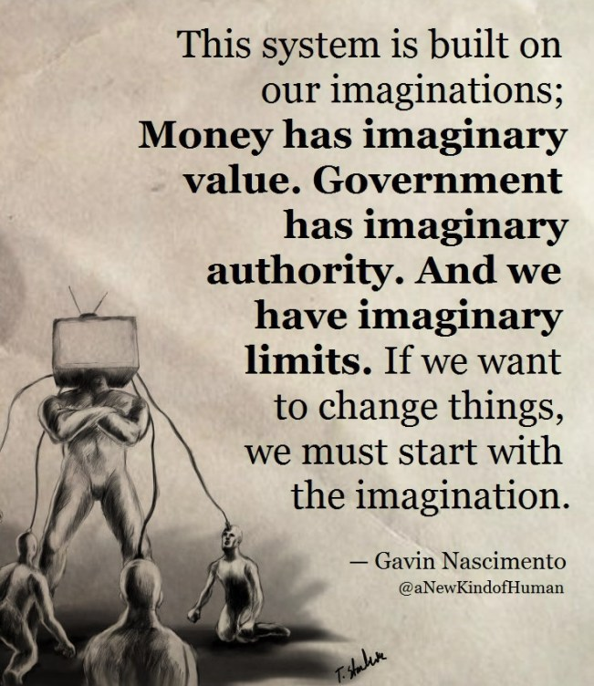 gavin nascimento imagination quote