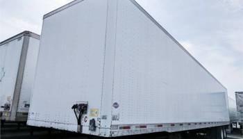 48 ft dry van semi trailer container (Romoland) $4501 - We