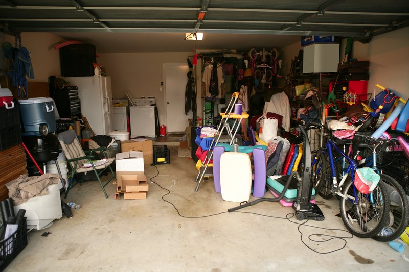 8 Garage Makeover Ideas To Inspire A Garage Clean Up R S Erection