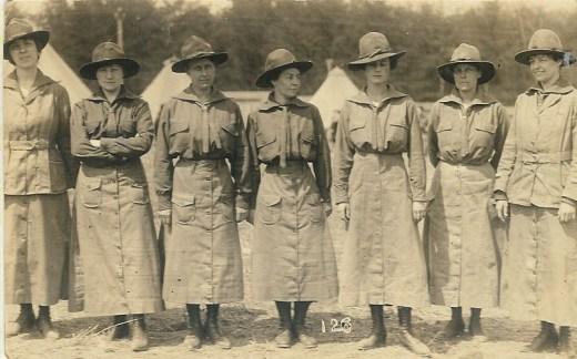 UK--women in military