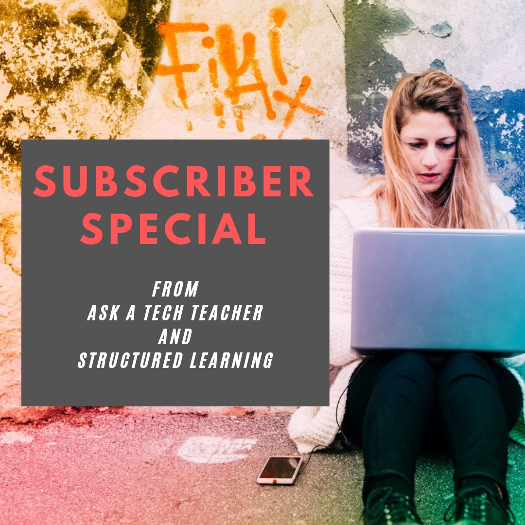 Subscriber Special: April
