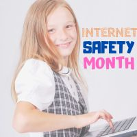 Internet Safety Month--Rules to Live By