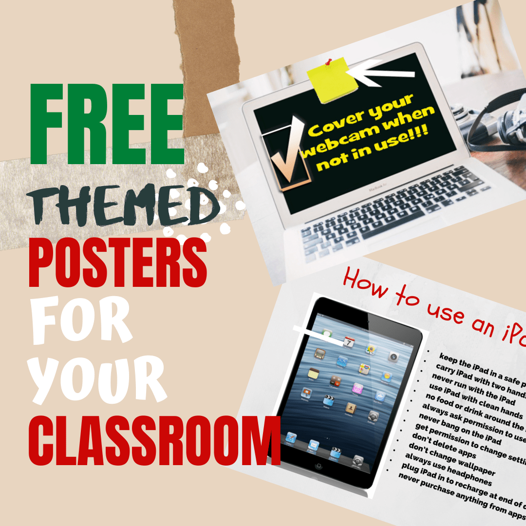 5 (free) Posters on College and Career
