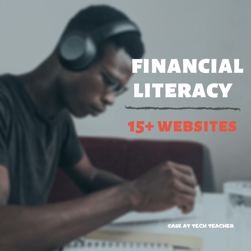 15+ Websites to Teach Financial Literacy