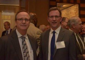 Brett Dody, Vencore; Steve Omick, Riverside Research