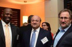 Ken Harvey, Fellow Financial Group; Joe Martore, CALIBRE; Larry Rosenfeld, SAGE Communications