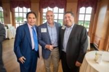Dr. Ken Bajaj, Paul Smith, Adam August
