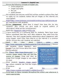 digcit sample lesson 4