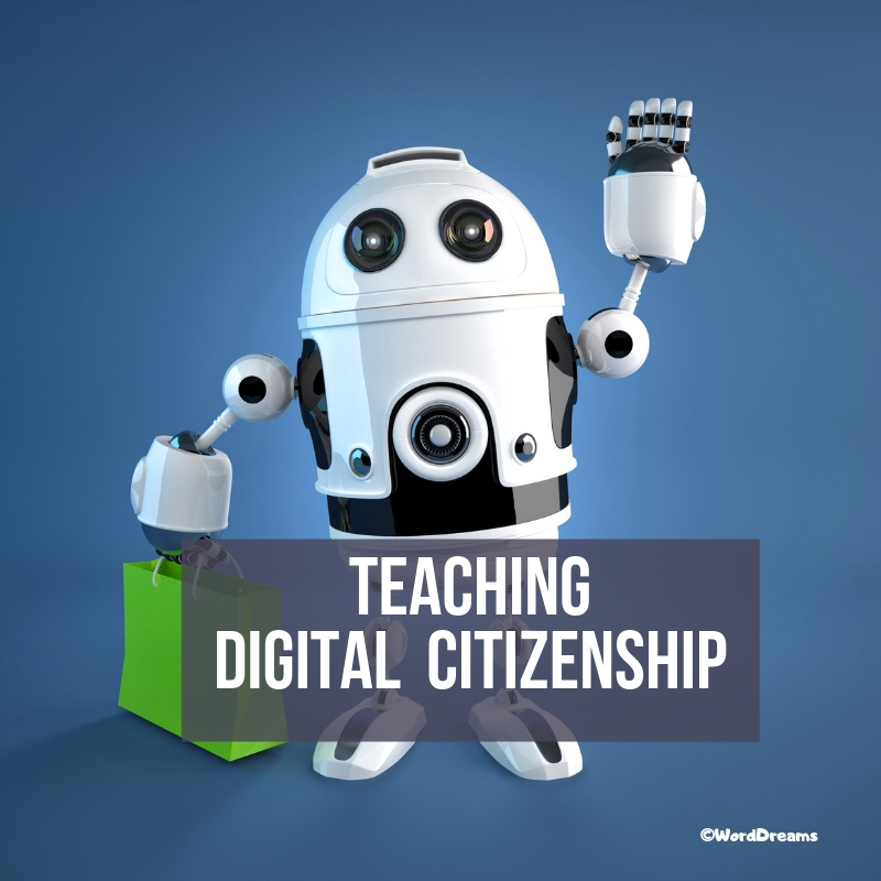 Tech Ed Resources for your Class–Digital Citizenship