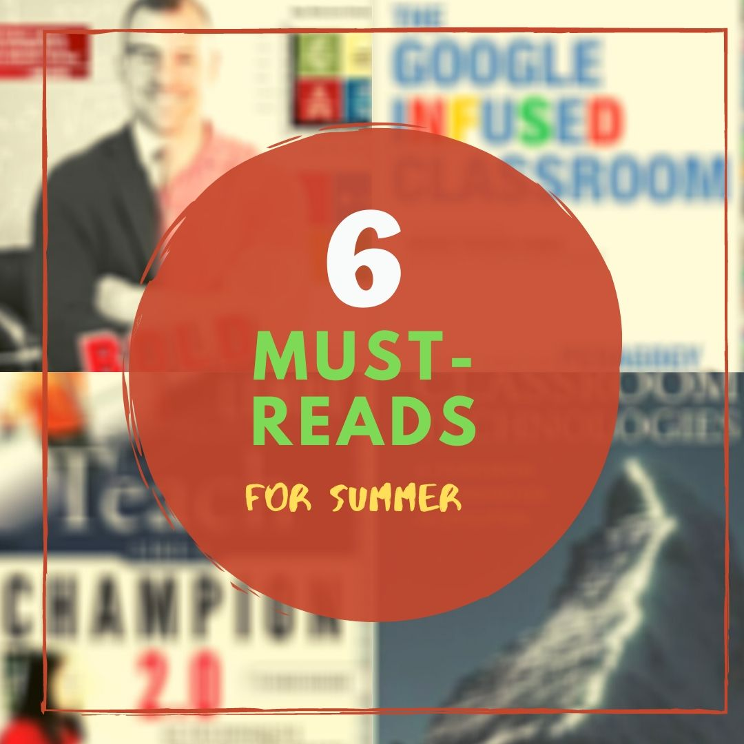 6 Must-reads for This Summer