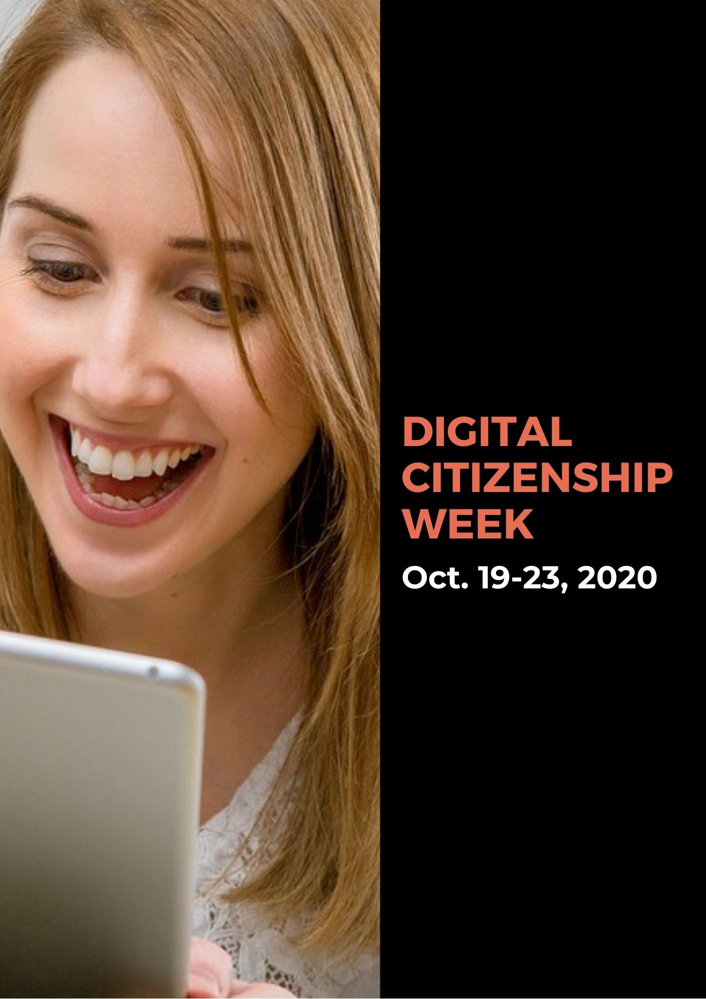 Digital Citizenship Week–Oct. 19-23–Here's What You Need