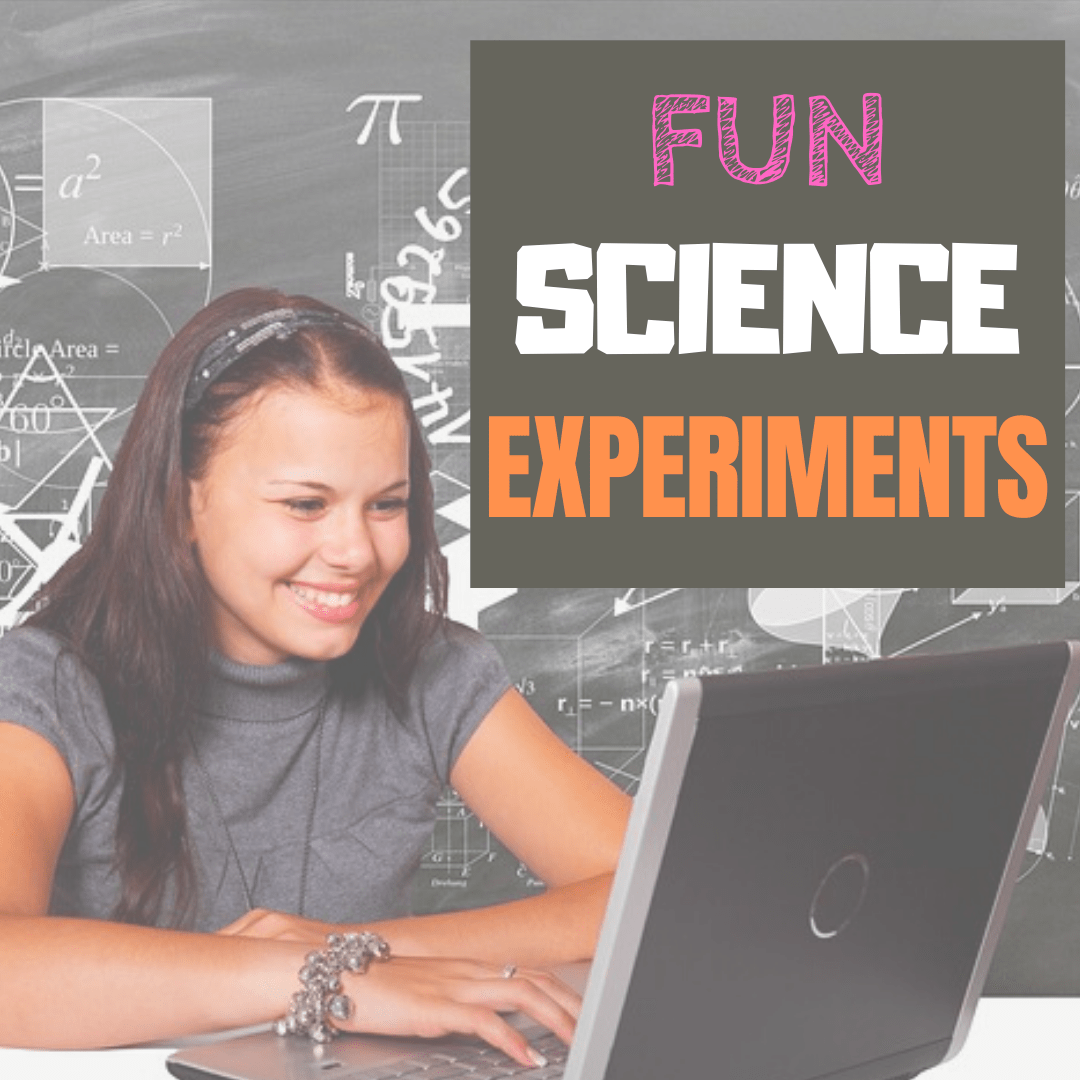 5 Fun Science Experiments Kids Do at Home