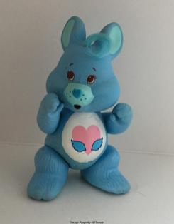 CB Cousins Kenner Swift Heart Rabbit