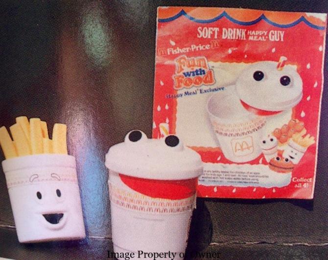 Fun with Food Fisher Price toys 2