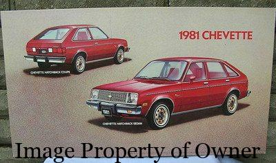GM Chevette - chevygina