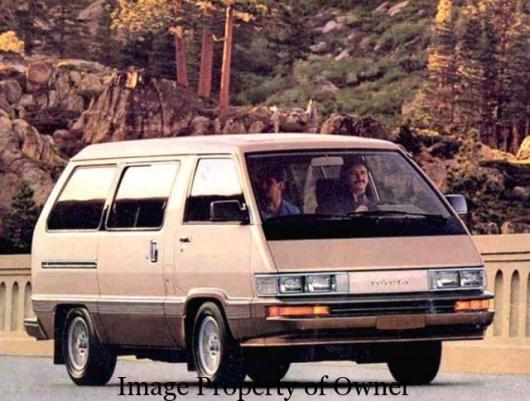 Toyota Space Cruiser- classics.honestjohn.co.uk