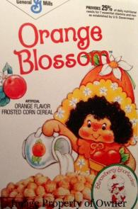 Orange Blossom Cereal property Mrbreakfast.com