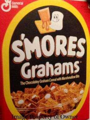 General Mills S'mores Grahams author unknown