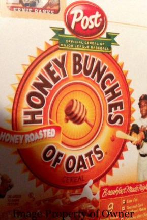 Post Honey Bunches of Oats author unknown