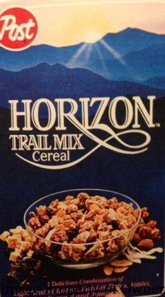 Post Horizon Trail Mix author unknown