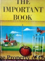 The Important Bookk (original)
