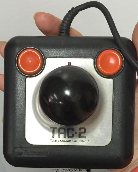 Tag 2 joystick