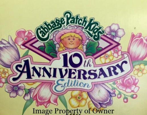 10th Anniversary Hasbro edition
